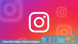 como salvar video do instagram