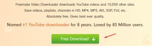 baixar videos gratis