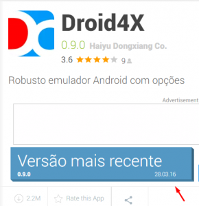 rodar android no pc