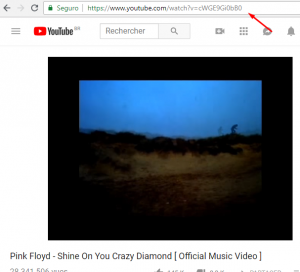 baixar videos do youtube