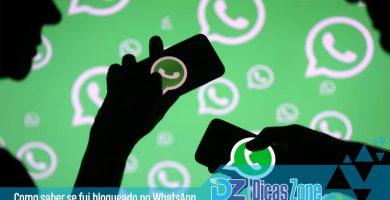 como saber bloqueio de whatsapp