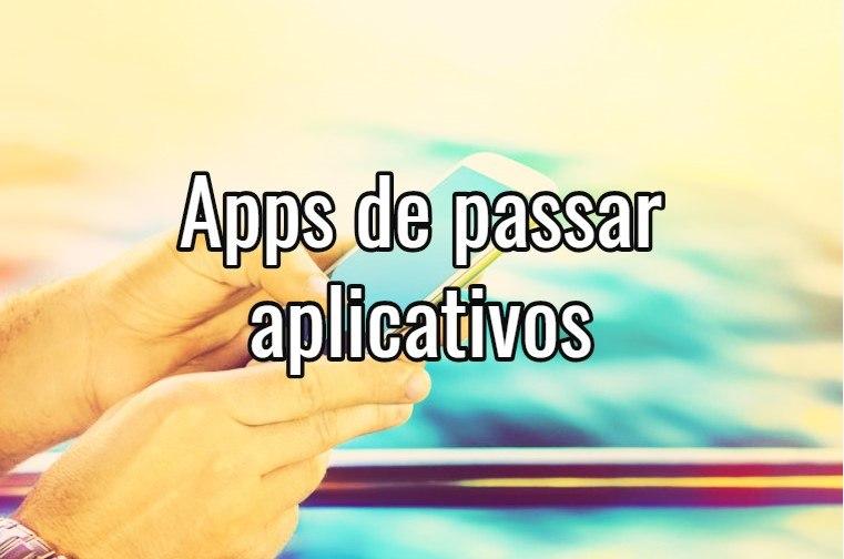 app que passa app por bluetooth