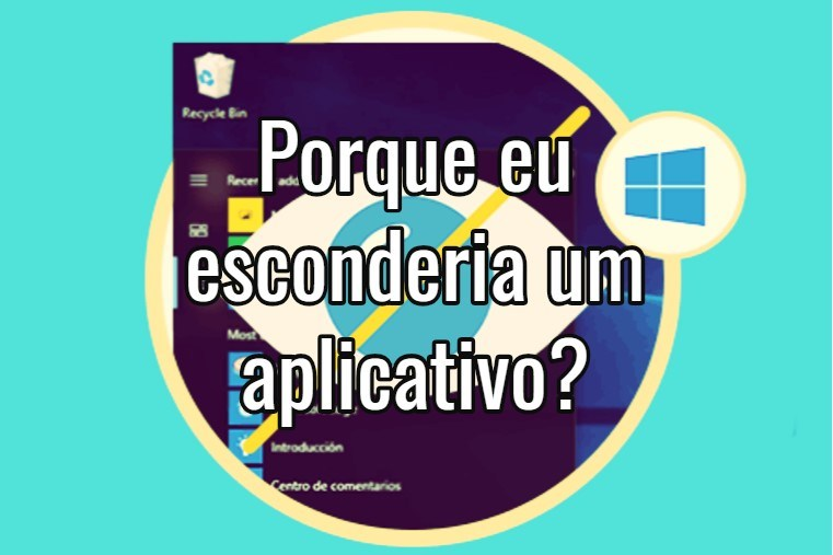 como esconder aplicativos no iphone