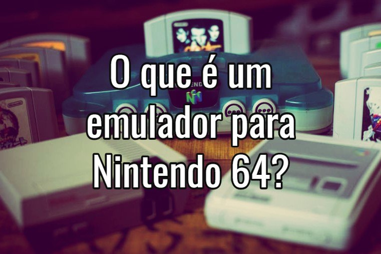 download emulador nintendo 64