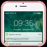 app para android LockScreen Phone-Notification