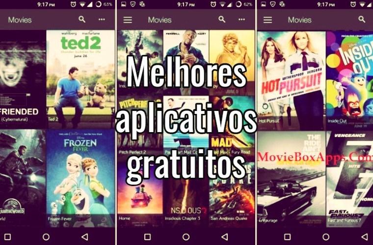 apps para ver filmes e séries no seu Android