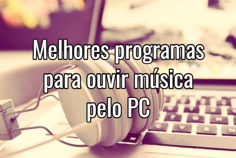 eu quero ouvir música