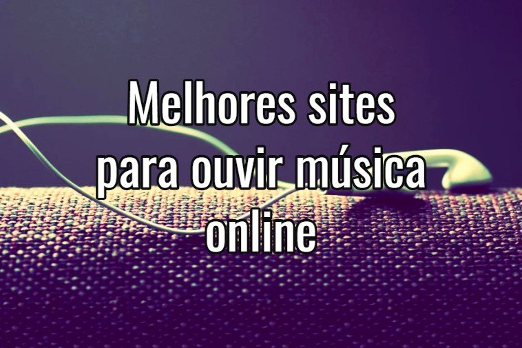 sites para ouvir música online sem download