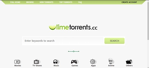 Lime-Torrent-Site