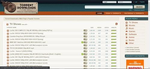 Torrent-Download-Site