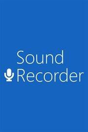 Sound Recorder app gravar tela Android e Windows phone