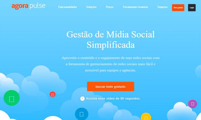 AgoraPulse, app para criação de sorteios no Instagram