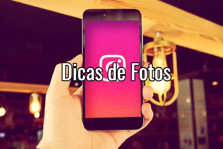 Dicas de fotos para Instagram