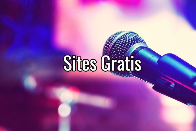 conheça sites gratuitos para cantar e se divertir