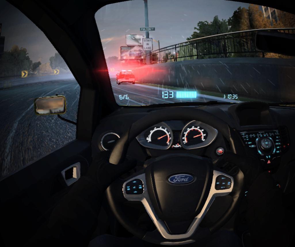 carro realidade virtual