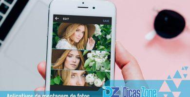aplicativo para fazer montagem de fotos
