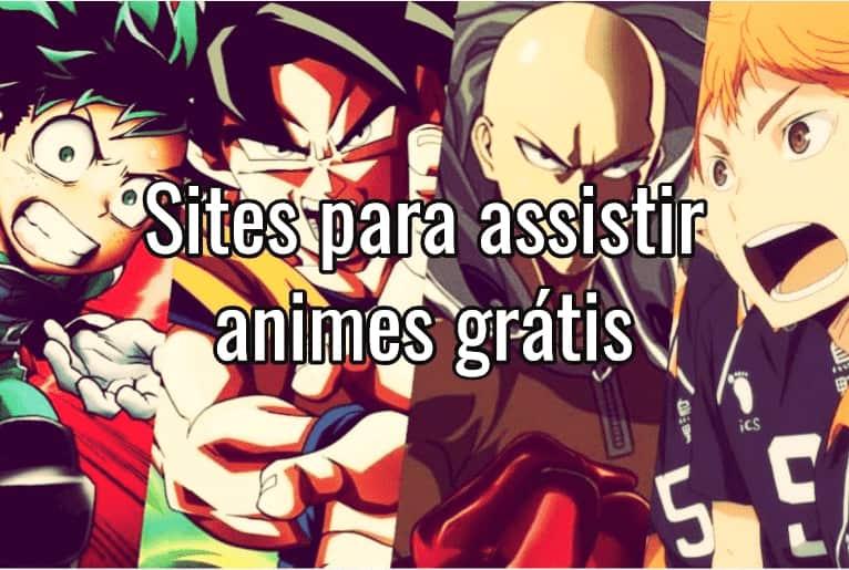 animes dublados em portugues