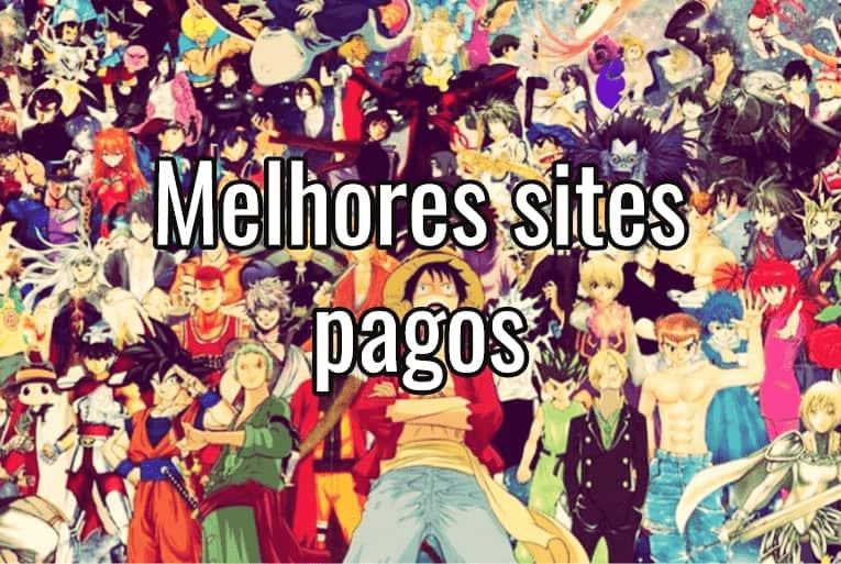 Lista de Animes Legendados