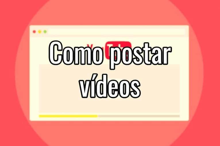 Como Colocar Vídeo