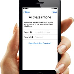 ativar iphone