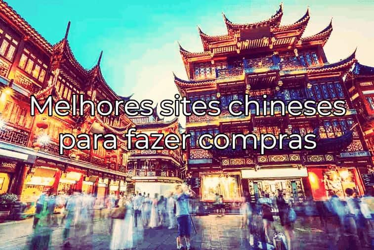 sites da china com frete gratis