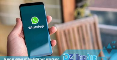 como compartilhar video do youtube no whatsapp