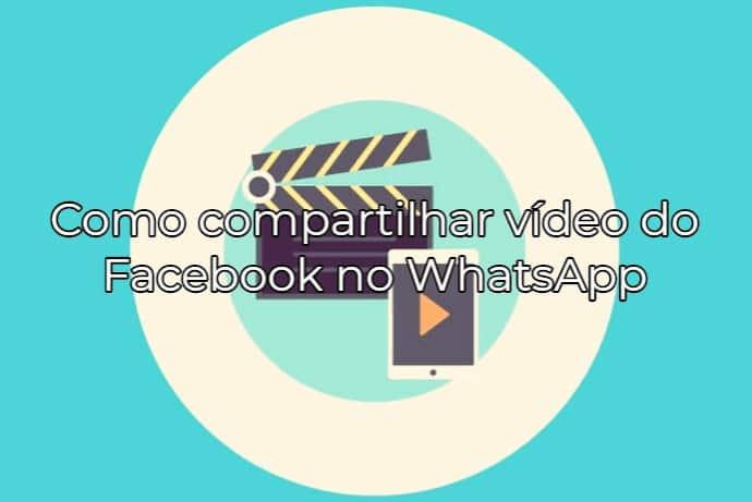 compartilhar video do facebook no whatsapp
