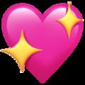 coração cintilante wpp