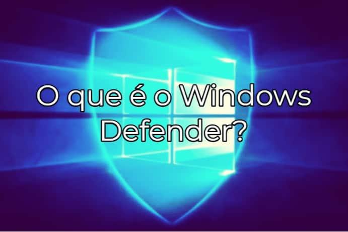 Como desativar Windows Defender e usar outro antivírus