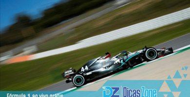Corridas da F1 Ao Vivo