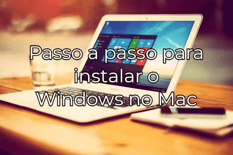 Como usar Windows no Mac sem máquina virtual