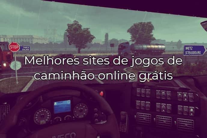 Jogos de Caminhão Online Grátis