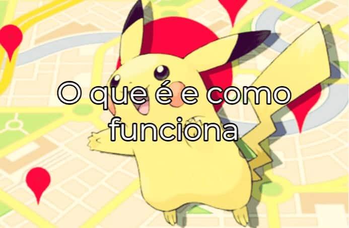 Radar permite encontrar Pokémon na sua cidade