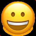 carinha sorridente