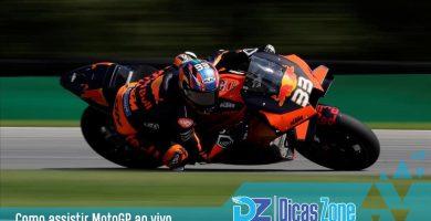 MotoGP segue com transmissão ao vivo no Brasil