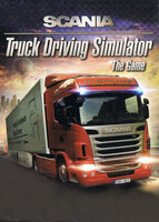 simulação caminhão scania