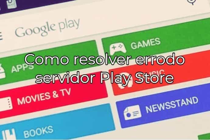 Erro ao recuperar informações do servidor - Ajuda do Google Play