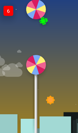 easter egg flappy bird android