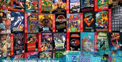 Emulador oficial de Mega Drive