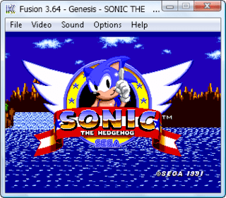 sega genesis windows