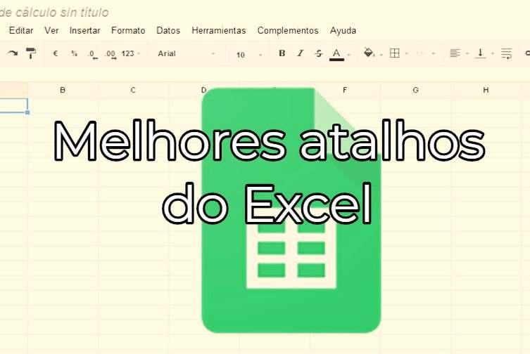 Conheça os principais atalhos do Excel para te ajudar