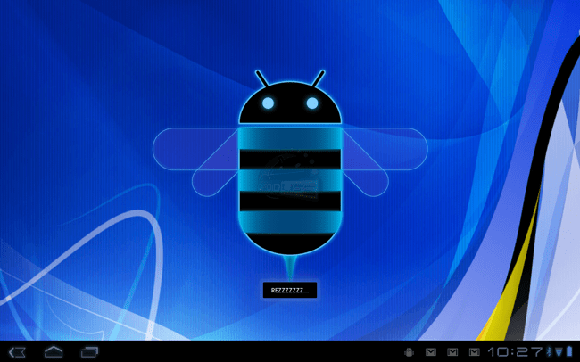 Easter Egg Android 3.0