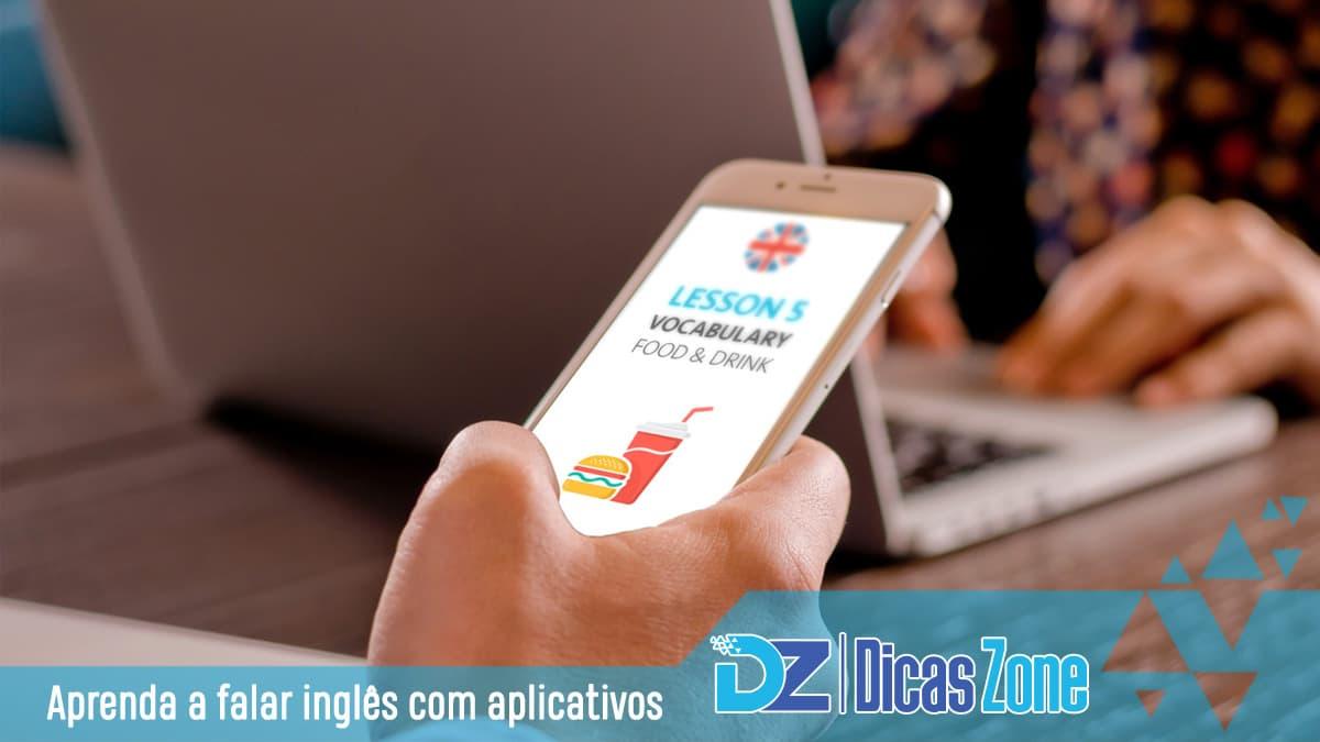 melhor app para aprender ingles