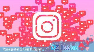 como ter curtidas no instagram