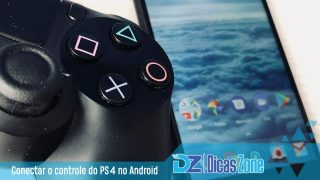 Como Sincronizar um Controle do PS4 no Android