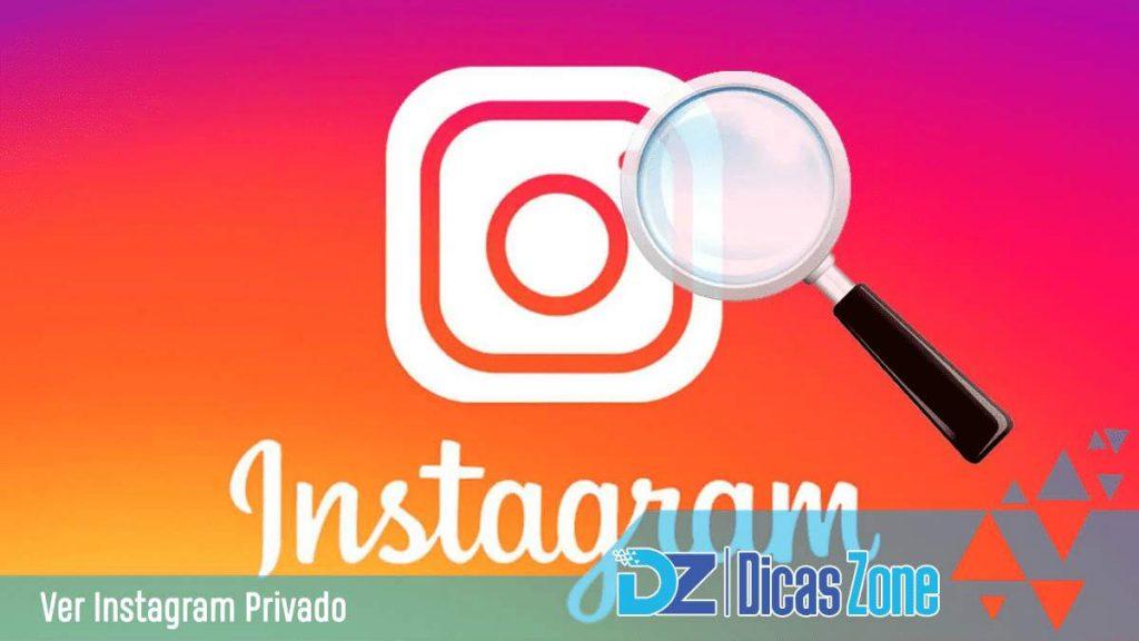 como ver fotos de instagram privado