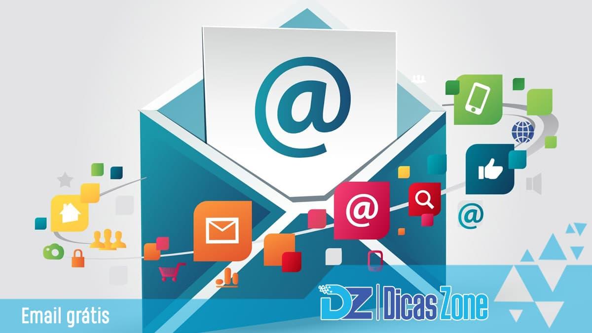 criar email gratuito
