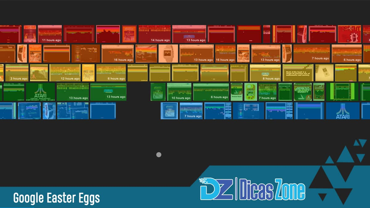 easter eggs no google