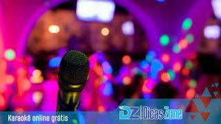 Karaoke online e gratuito: cante sem sair de casa