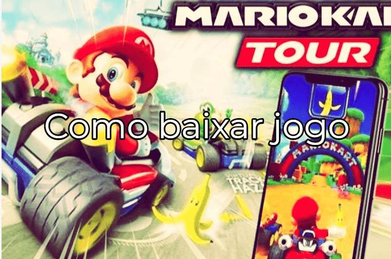 download mario kart tour